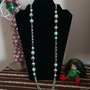 Jewelry - 3 bead lovers necklaces NWT